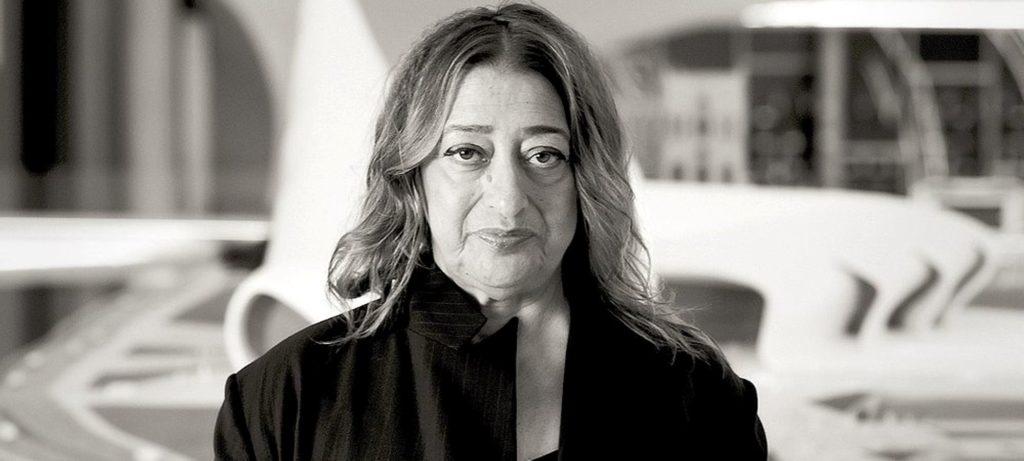 Zaha Hadid Portrait 2