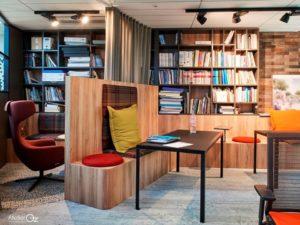 bureau bois espace de travail