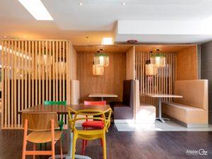 espace travail bois pour bureaux