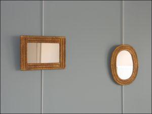 aménagement Ehpad design miroir suspendu