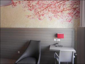 aménagement Ehpad design chambre